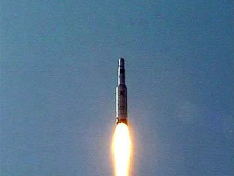 КНДР испытала пятую за день ракету