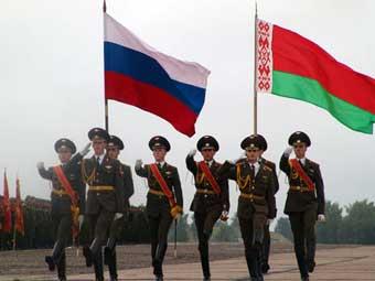 Россия введет в Беларусь две армии