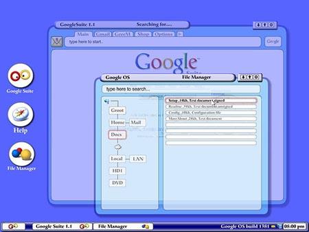 Google Chrome: от браузера до ОС