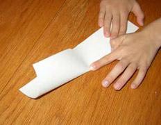 Рекорд с чистого листа: бумага сдаётся 12 раз