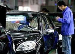 Китай обогнал США по продажам автомобилей