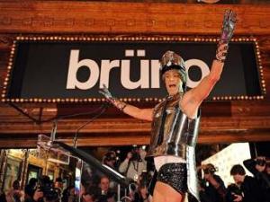 """""""Бруно"""" возглавил рейтинг самых кассовых фильмов уикенда"""
