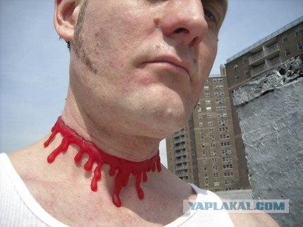Ожерелье из крови