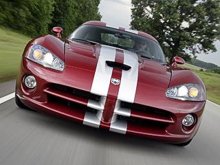 Cуперкар Dodge Viper оставили в семье концерна Chrysler