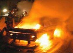 В честь Дня взятия Бастилии экстремисты сожгли 317 авто