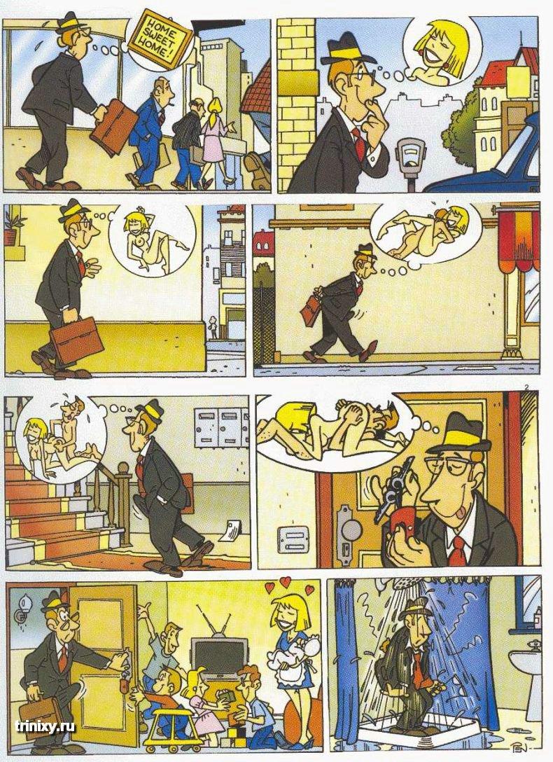 Эротика комиксы рисованные 21 фотография