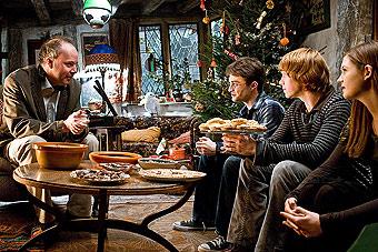 """Эксклюзивное интервью с актёром и режиссёром фильма """"Гарри Поттер и Принц-полукровка"""""""