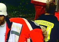 Взрыв надувного матраса в Дюссельдорфе разнес квартиру