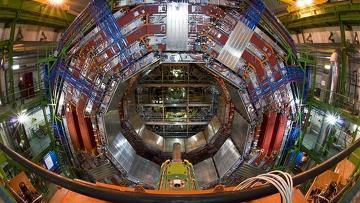 Запуск коллайдера отложен до середины ноября из-за новых неполадок