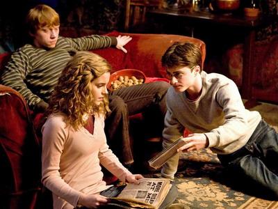 """Шестой """"Гарри Поттер"""" собрал 104 миллиона долларов в день премьеры"""