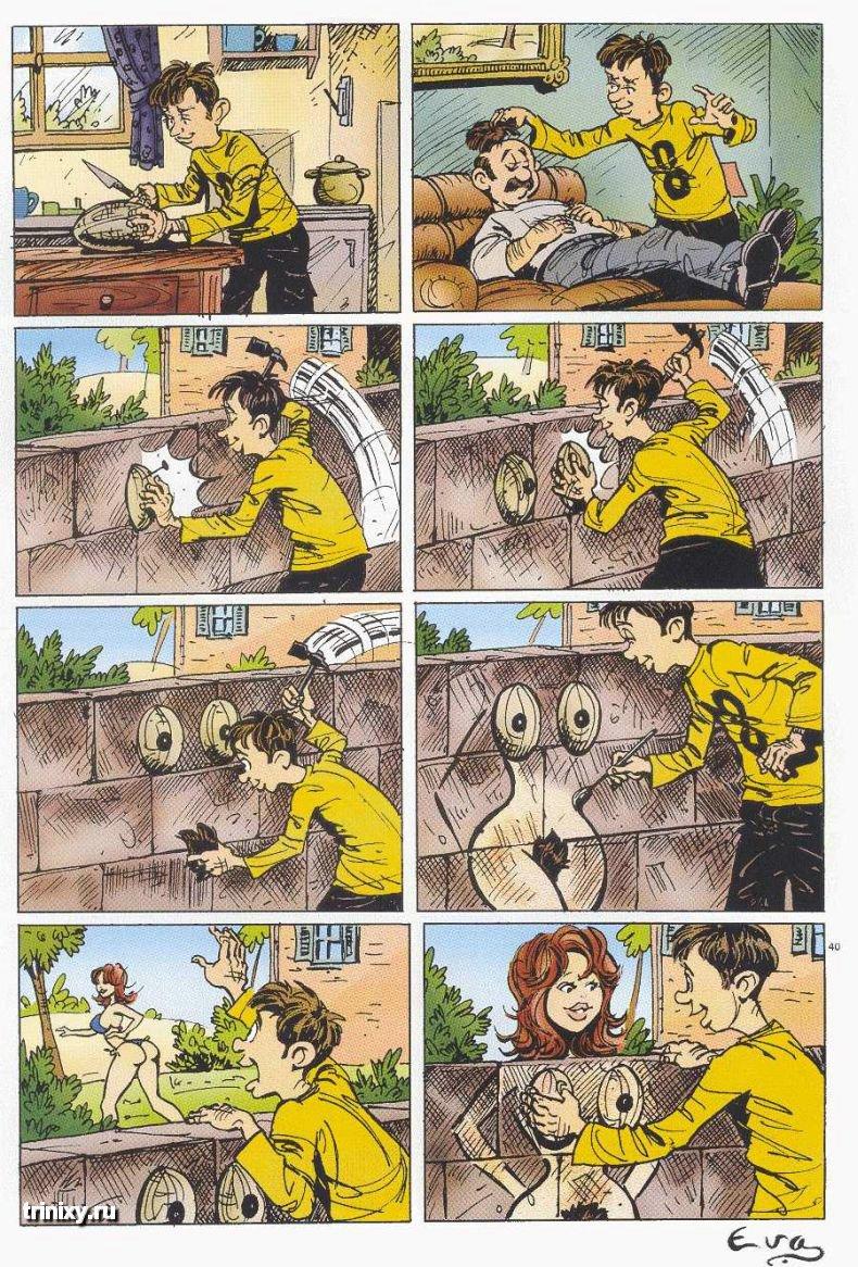 Эротика комиксы смотреть бесплатно 10 фотография