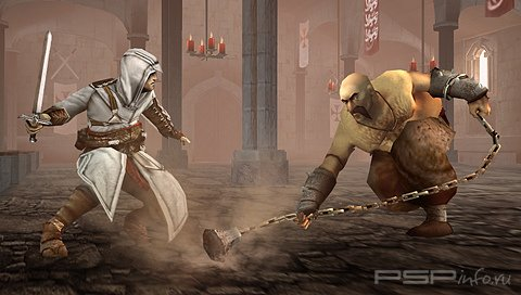 (psp)The Assassin's Creed: Bloodlines ��������, � ��� �� ���������� � ������