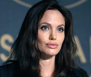 Украли одежду Анджелины Джоли
