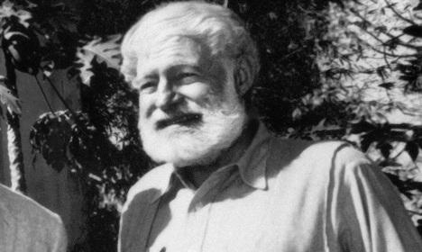 Писатель, охотник и путешественник Эрнест Хемингуэй