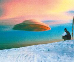 Шестьдесят лет исследований НЛО