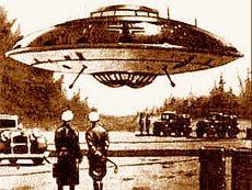 НЛО в форме СС: какое проклятие висит над летающими тарелками
