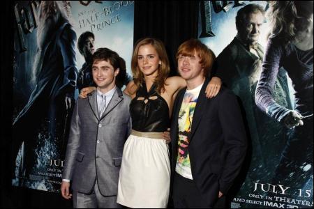 Эмма Уотсон затмила премьеру Гарри Поттера