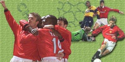Дэвид Бекхэм хочет вернуться в «Манчестер Юнайтед»