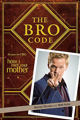 The Bro Code by Barney Stinson (English)
