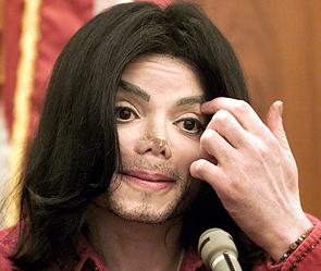 Из морга украли протез носа Майкла Джексона