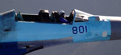 Сумасшедшие русские пилоты