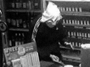 Преступник с трусами на голове ограбил британскую автозаправку