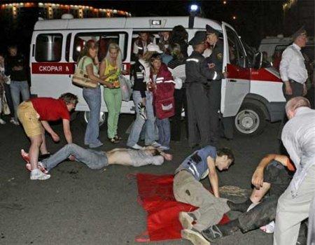 Взрыв на День независимости. Годовые итоги: «позор» и «бардак»