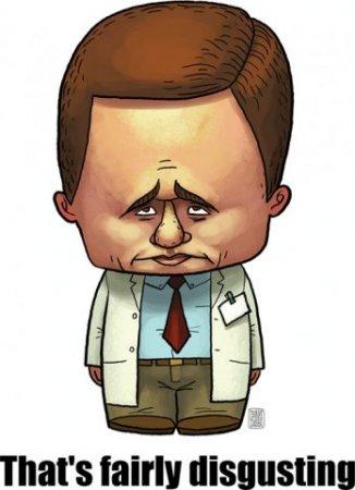 Доктор Тырса vs.Доктор Хаус