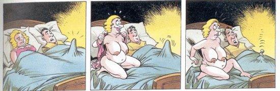 Эро-комиксы