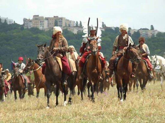 За что боролись козаки?