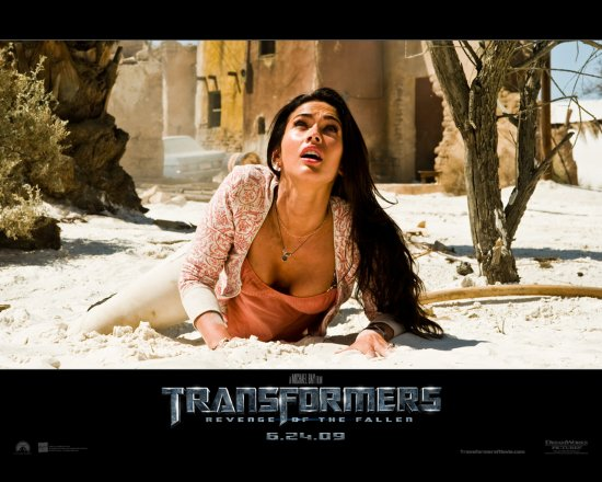 Трансформеры: Месть падших. Обои