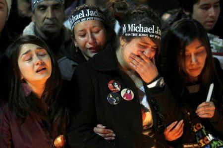 Тело Майкла Джексона спрячут от вандалов в бетон