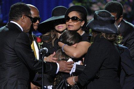 Прощание с Майклом Джексоном (Michael Jackson)