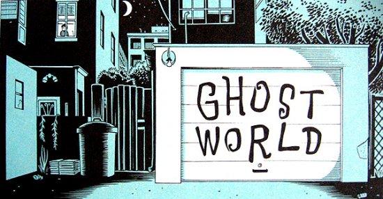 Мир Призраков / Ghost World. Том первый