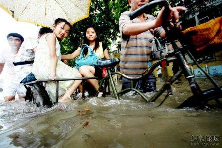 Потоп в Китае