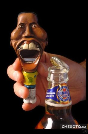 Прикольная открывалка для бутылок