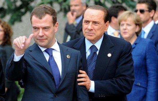 Подуставший Медведев