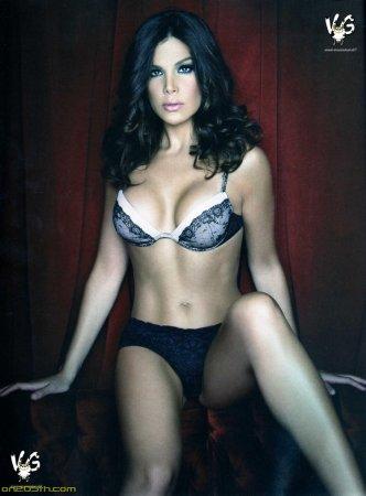 Vielka Valenzuela knows her lingerie