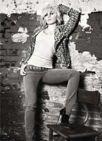 Скарлетт Йоханссон (Scarlett Johansson) в рекламе Mango