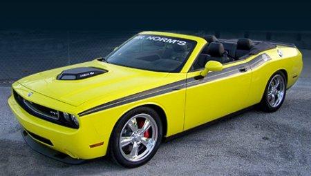 Буйный Dodge Challenger получил знаменитый мотор Hemi 426