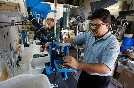 Фабрика по производству патронов
