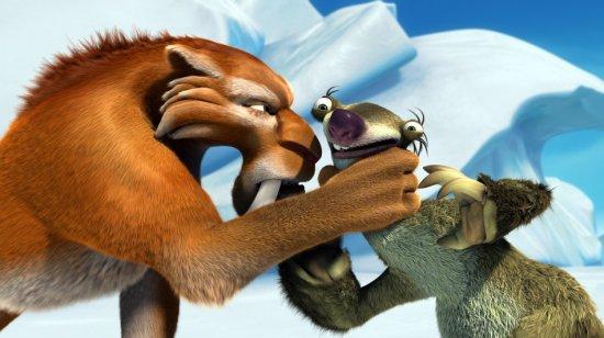 Ледниковый период 2. Обои и Кадры из фильма