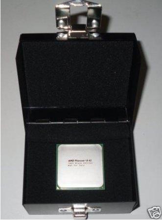Phenom II X4 42 Black Edition TWKR продается на eBay за $11600