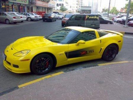 Машинки в Саудовской Аравии