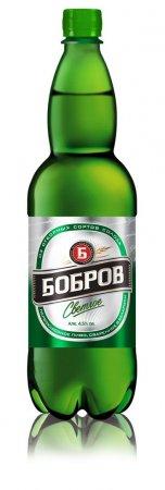 Heineken провел редизайн ПЭТ-бутылки для бренда «Бобров»