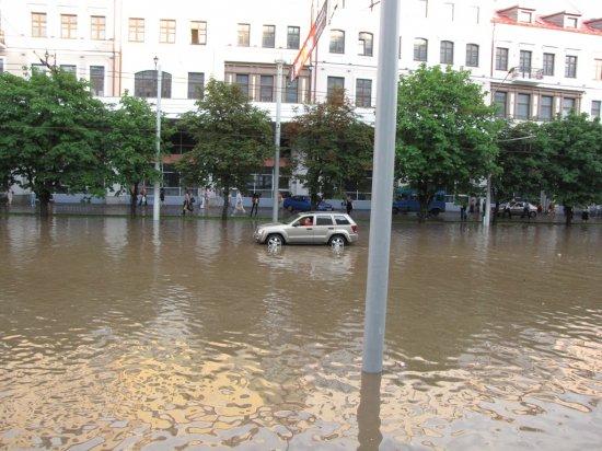Потоп на немиге