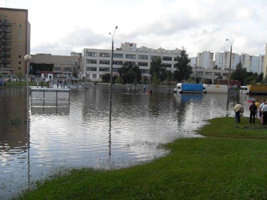 Потоп на Ваупшасова
