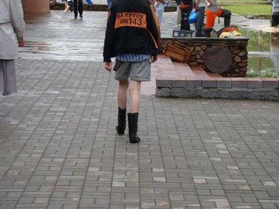 Непогода нынче в моде