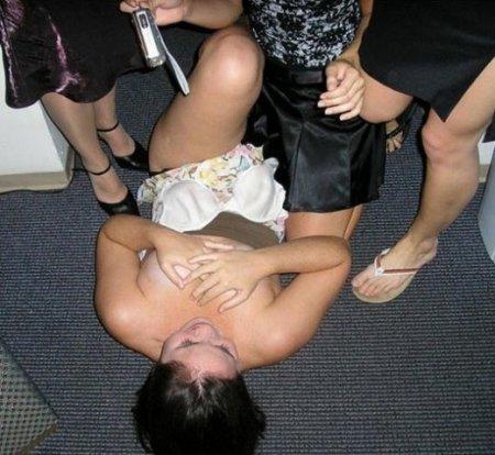 Девушки в ночных клубах