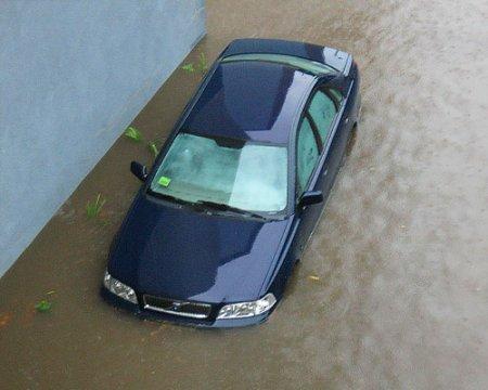 Кто заплатит за потопы в столице?